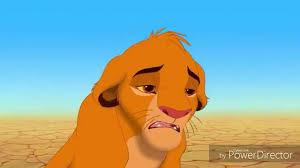 lion king kiara simba dream