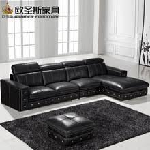 Cheapest Sofa Set Online Black Modern Sofa Corner Set Reviews Online Shopping Black