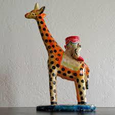 porcelain giraffe ring holder images Shop vintage ceramic candle holders on wanelo jpg