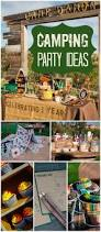 Outdoor Party Games For Adults by Best 25 Camping Parties Ideas On Pinterest Camping Themed Party