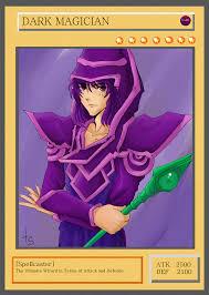 them dark magicians by aznswordmaster1 on deviantart