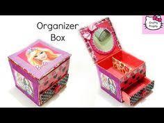 Origami Desk Organizer Diy Desk Organizer Diy Jewelry Organizer Box Origami
