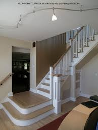 Banister Handrail Stair Elegant Staircase Design Ideas With Contemporary Stair
