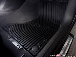 genuine audi a4 car mats genuine volkswagen audi 8k1061221041 front all weather rubber