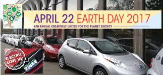 nissan canada victoria bc electric vehicle extravaganza at earth day 2017 victoria ev club