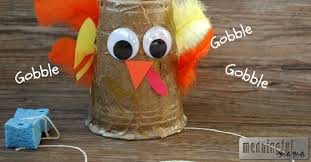 turkey thanksgiving craft