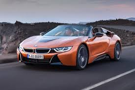 bmw i8 headlights bmw i8 roadster breaks cover carbuyer