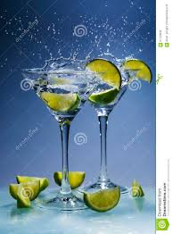 martini cocktail splash martini cocktail with lime and splash stock photo image 67723032
