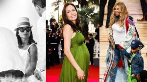 maternity style the evolution of maternity style from lucille to beyoncé