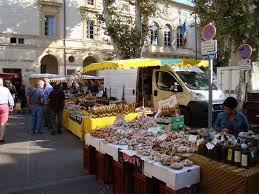 panoramio photo of st remy de provence market