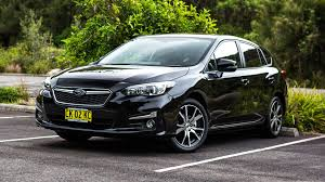 hatchback subaru 2017 subaru impreza review specification price caradvice