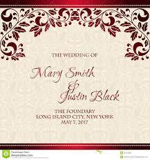 Empty Wedding Invitation Cards Wedding Cards Invitation U2013 Frenchkitten Net