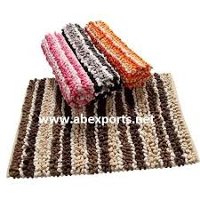 Cotton Chenille Rug Cotton Chenille Rugs Cotton Chenille Rugs Exporter Manufacturer