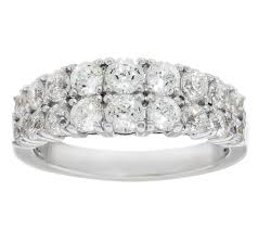qvc wedding bands diamonique rings jewelry qvc