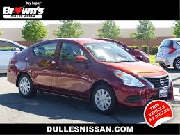 nissan versa reviews 2017 new 2017 nissan versa 1 6 s for sale fairfax va brown u0027s dulles