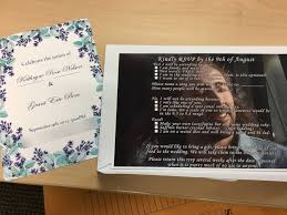 wedding rsvps groom makes hilarious nicolas cage wedding rsvp unbeknownst to his
