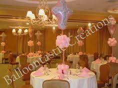 Elegant Balloon Centerpieces by Elegant Balloons Gallery Communions And Christenings Globos