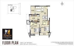 The Seawind Floor Plan by Skyline Zenith