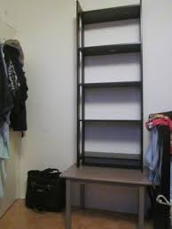 ikea hack from bookcase to custom closet part 1 city of