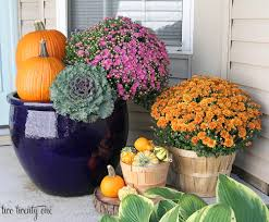 6 tips for creating a beautiful fall front porch