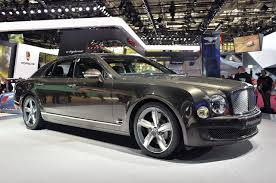 bentley mulsanne 2014 2015 bentley mulsanne speed paris 2014 photo gallery autoblog