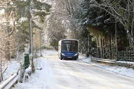 Snow Scotland Snow Hits Scotland Daily Record