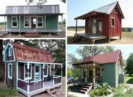 Tiny Texas Houses Floor Plans Shrink Your Footprint 10 Little Examples Of Tiny Houses Urbanist