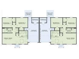 one storey duplex house plans homes zone