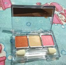 Warna Eyeshadow Wardah Yang Bagus restricted area make up review wardah eye shadow series i