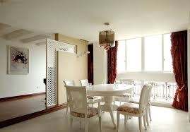 Rectangular Dining Room Chandelier by Minimalist Small Dining Room Elegant Dark Brown Leather Dining