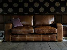 How To Decorate Living Room With Brown Leather Furniture Just Chill U0026 Be Relax On Luxury Leather Sofa