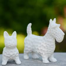 compare prices on ceramic decoration figurines online shopping