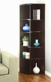 corner bookcase bronx bridges corner unit bookcase reviews wayfair