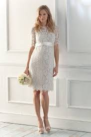 maternity wedding dresses uk knee length sheath column half sleeve zipper lace maternity