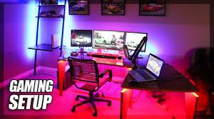 ultimate gaming setup jackultragamer 200k special youtube