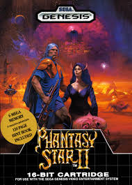 Phantasy Star 2 World Map by Then And Now Phantasy Star Ii Gen