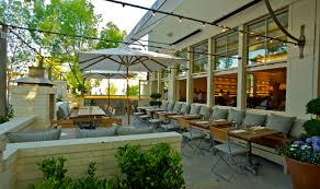 Restaurant Patio Design by French Blue Opens In Napa Valley Haute Living