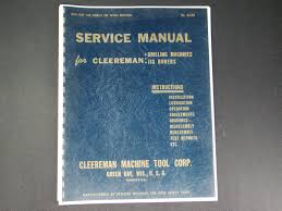 manuals books material handling men