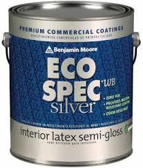 benjamin moore ecospec benjamin moore eco spec wb silver architect magazine finishes