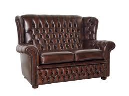 Classic Chesterfield Sofa by Palermo Leather Chesterfield Sofa Or Chair Leather Sofas And Chairs