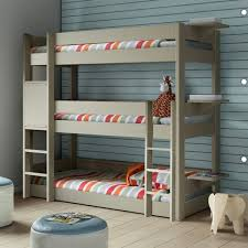 Best Triple Bunks Images On Pinterest Triple Bunk Beds - Modern bunk beds for kids