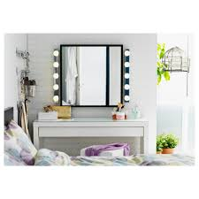 ikea vanity table with mirror and bench malm dressing table white 120x41 cm ikea