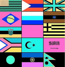 what each color means what would your country flag look like if the colours were