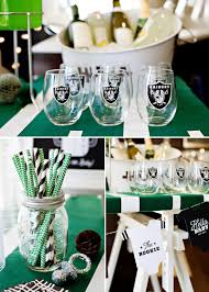 football baby shower a football baby shower sip and see with nfl homegating