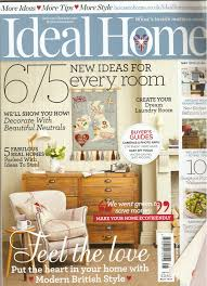 home magazine dreamwall makes ideal home magazine at last after 9 yrs