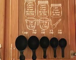 Kitchen Cabinet Decals Cabinet Decal Etsy