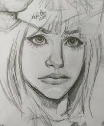 résultats de recherche d u0027images pour sketch faces pencil my