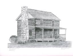 log cabin drawings other building drawings