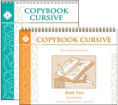 copybook cursive i ii memoria press