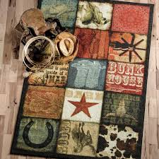 Western Style Area Rugs 19 Best Ranch Rugs Images On Pinterest Ranch Westerns And